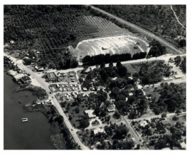 Aerial VIew of Titusville