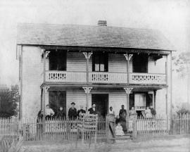 A.A. Stewart homestead