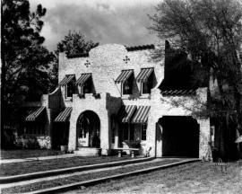 1925 E. C. Langston home