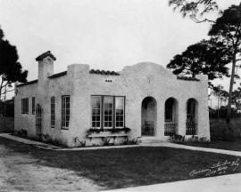 1926 US1 1007 S Washington 1940s Snell / Ashcraft house
