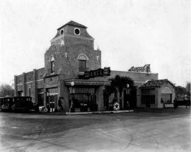 1927 Clark's Corner Iindian River City