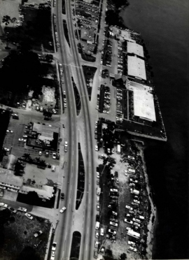 Apollo 13 Launch Traffic
