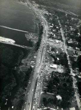 Apollo 14 Launch Traffic