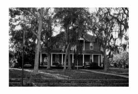 Brown House Riverside Dr