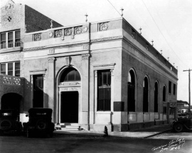 Built for the Bank of Titusville - Washington Ave & Main