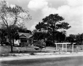 Frank G. Clark house