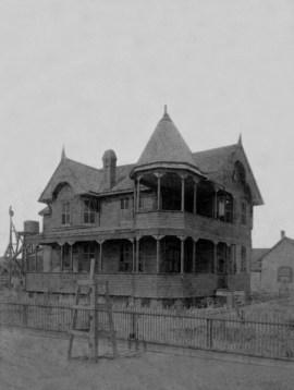 Pritchard House 1891